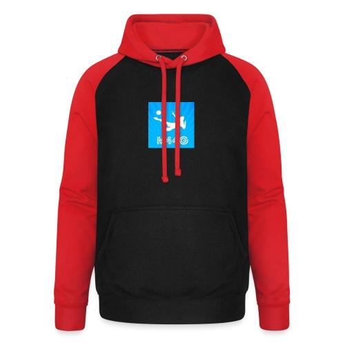 M44G clothing line - Unisex Baseball Hoodie