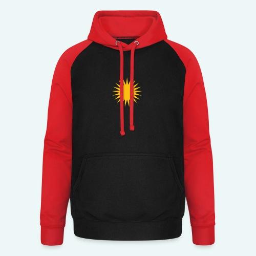 PARMA SUN - Unisex baseball hoodie