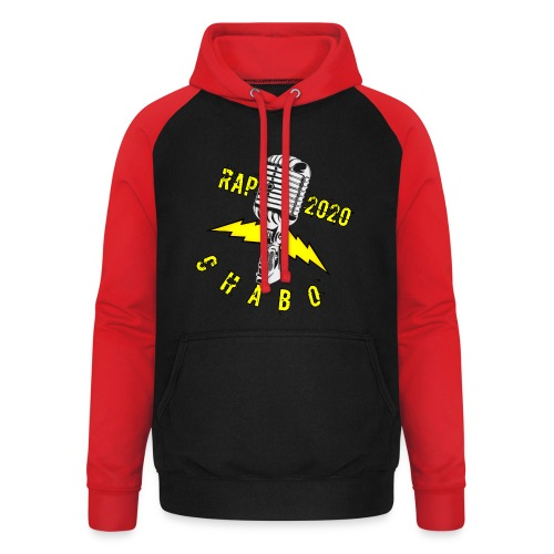Chabo - Unisex Baseball Hoodie