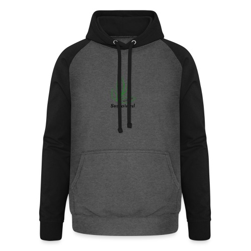 Sustained Sweatshirt - Unisex baseball hoodie