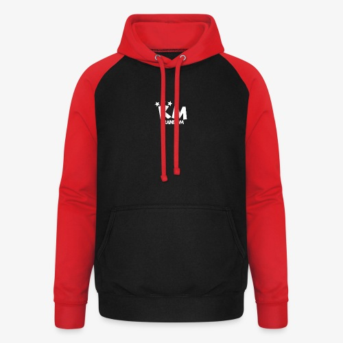 KMRANDOM SELECTIE - Unisex baseball hoodie