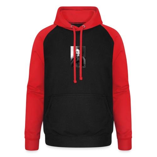 Rockerfeller - Unisex baseball hoodie