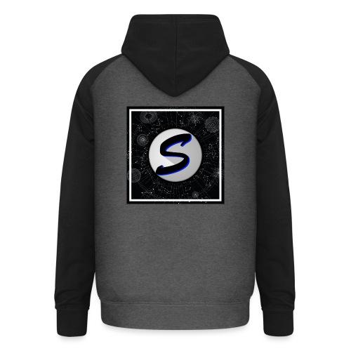 celestial cover art - Unisex baseball hoodie