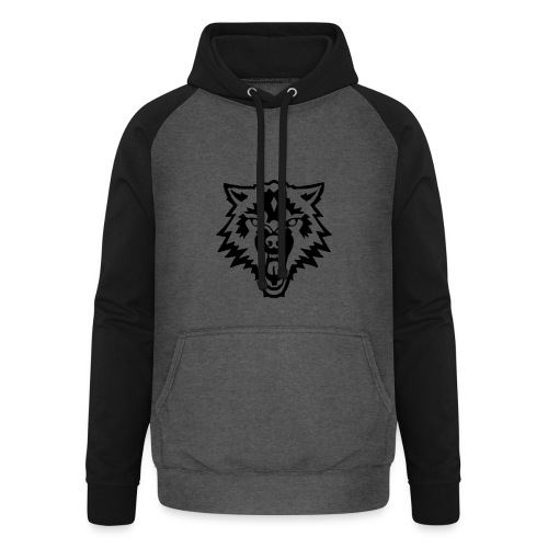 The Person - Unisex baseball hoodie