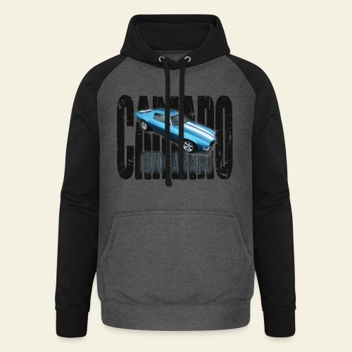 70 Camaro - Unisex baseball hoodie