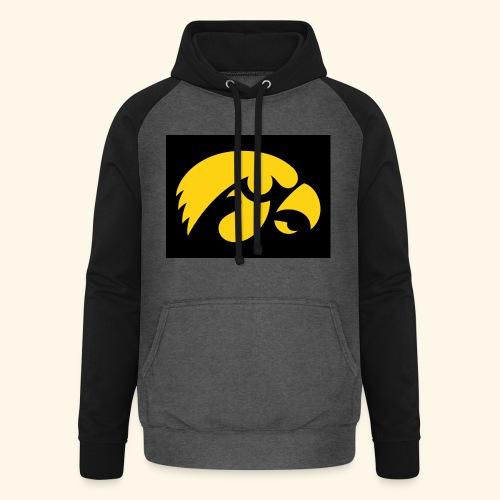 YellowHawk shirt - Unisex baseball hoodie