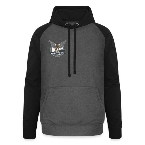 logo V3 png - Sweat-shirt baseball unisexe