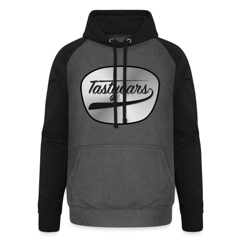 Logo de la marque Tastycars - Sweat-shirt baseball unisexe