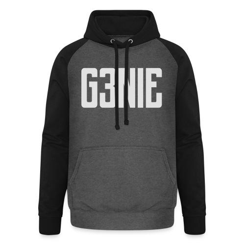 G3NIE snapback - Unisex baseball hoodie
