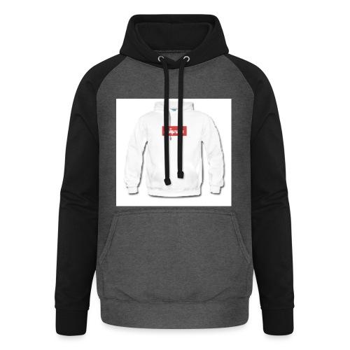 Soppas hoodie - Unisex Baseball Hoodie