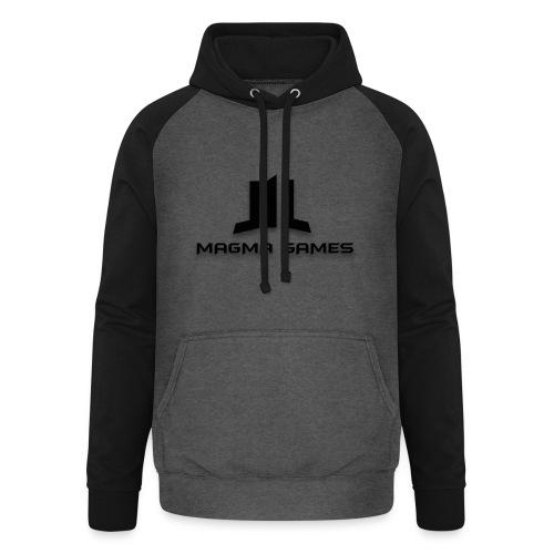 Magma Games hoesje - Unisex baseball hoodie