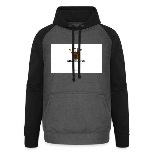 FloppyGang - Unisex baseball hoodie