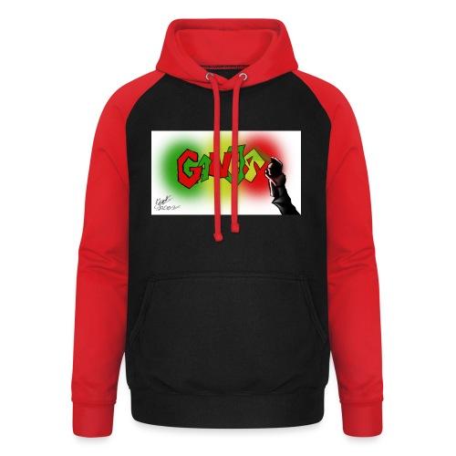Ganja - Unisex baseball hoodie