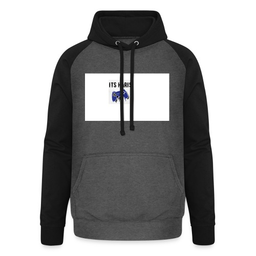 Its Haris limted edition - Unisex Baseball Hoodie