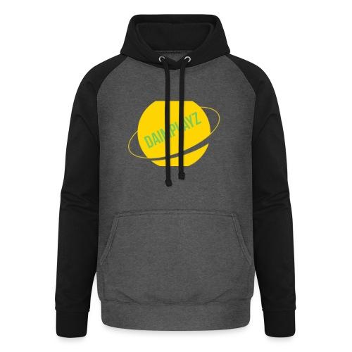 DaimPlayz - Unisex baseball hoodie