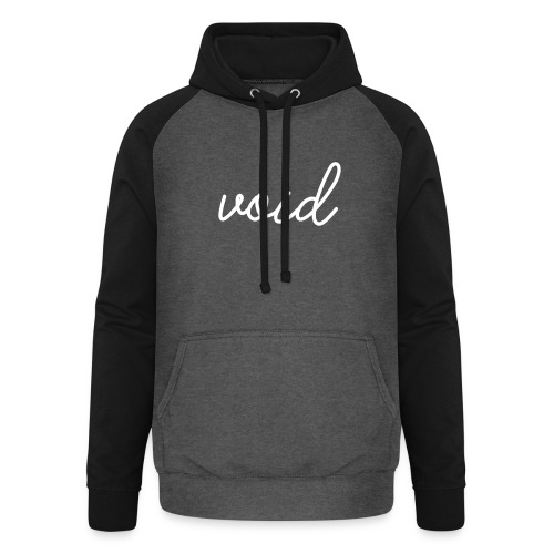 Void Season 1 Merchandise - Unisex Baseball Hoodie