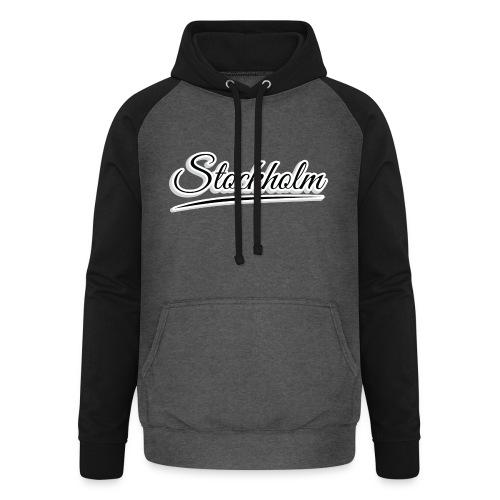 stockholm - Unisex Baseball Hoodie