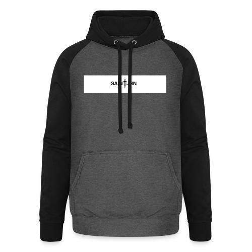 Saint JHN BOGO - Unisex baseball hoodie