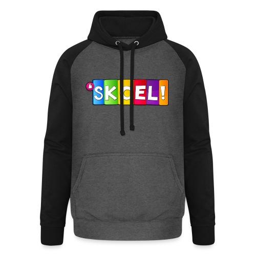 SKOEL merchandise - Unisex baseball hoodie