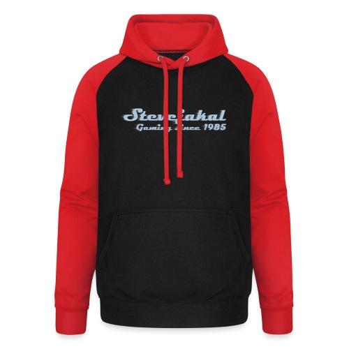 Stevejakal Merchandise - Unisex Baseball Hoodie