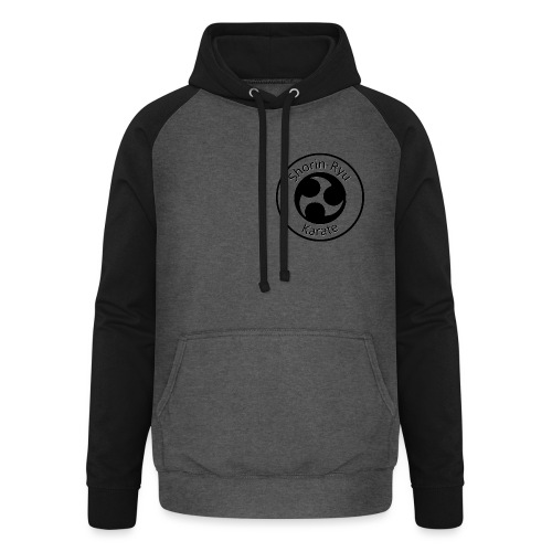 Shorin-Ryu - Unisex baseball hoodie