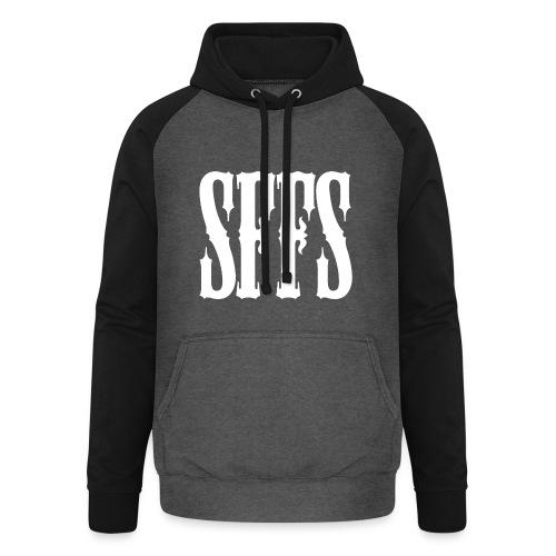 SFFS Salduie - Sudadera con capucha de béisbol unisex