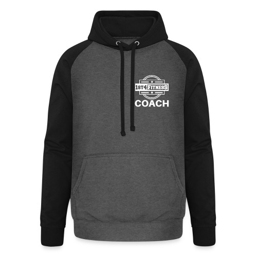 COACH - Unisex Baseball Hoodie