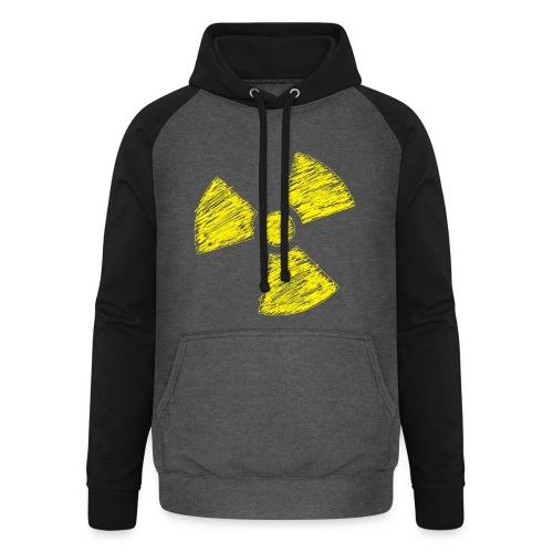 Radioactive - Unisex baseball hoodie