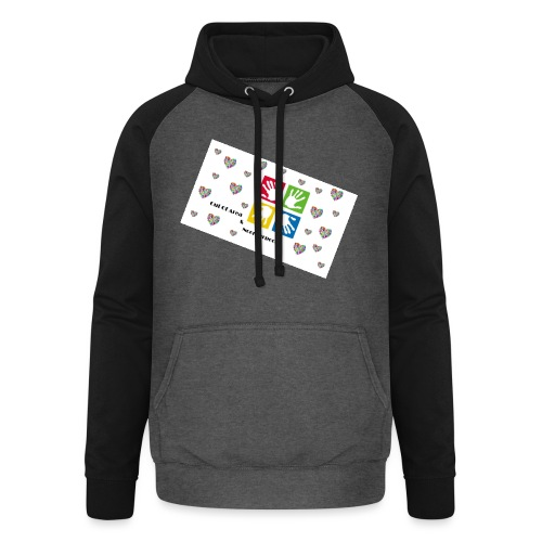 Bestsellers Out Of Area - Unisex baseball hoodie