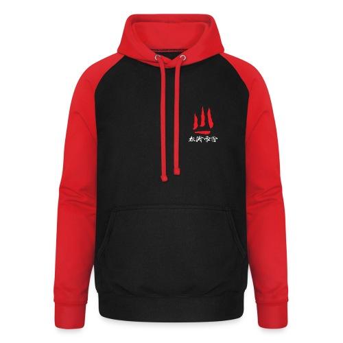 stort logo png - Unisex baseball hoodie