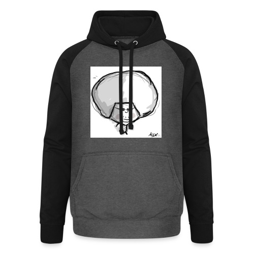 Harry - Unisex baseball hoodie