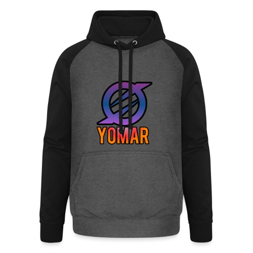 YOMAR - Unisex Baseball Hoodie
