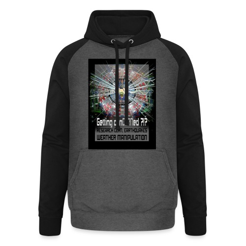 Getting conCERNed ?!? - Unisex baseball hoodie