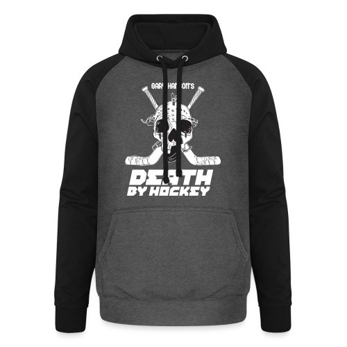 The Deadly Save - Unisex Baseball Hoodie