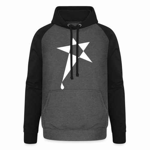 SWEATY STAR® Skateboarding Spread - Sweat-shirt baseball unisexe