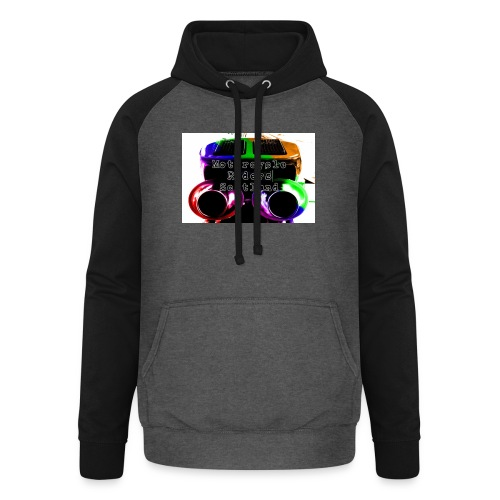 MCRS Twin Pipes - Unisex Baseball Hoodie