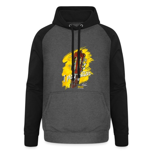 I play guitar - limited edition '19 - Unisex Baseball Hoodie