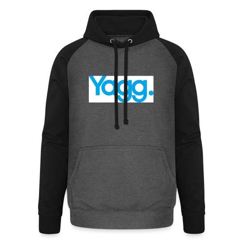 yagglogorvb - Sweat-shirt baseball unisexe