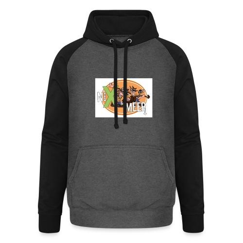 nixenmeer - Unisex baseball hoodie