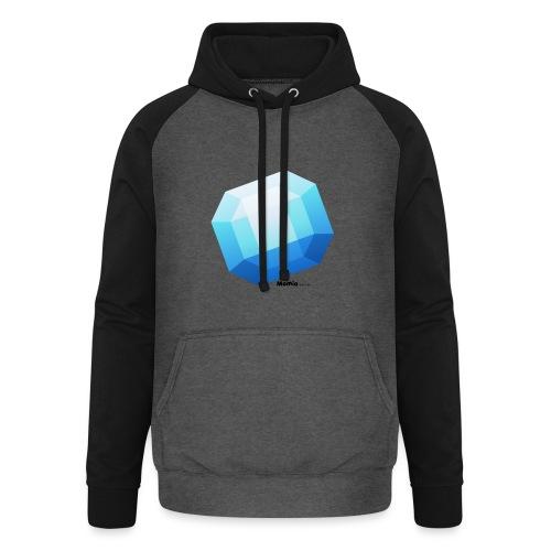 Saffier - Unisex baseball hoodie