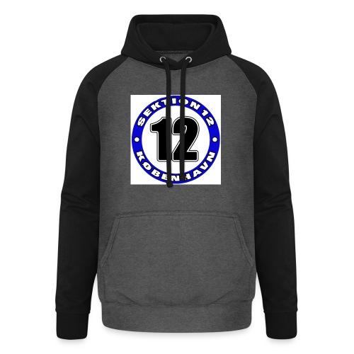 Udklip - Unisex baseball hoodie