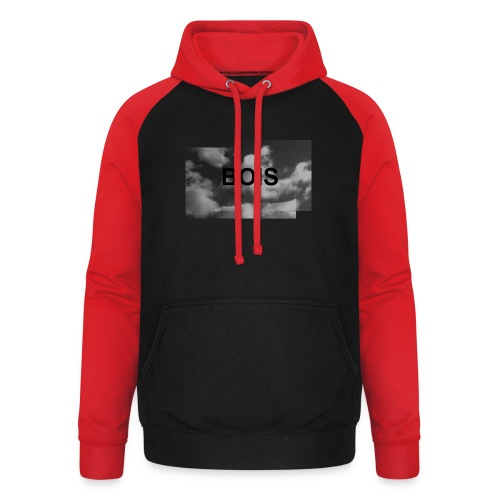 BOIS HÆTTETRØJE - Unisex baseball hoodie