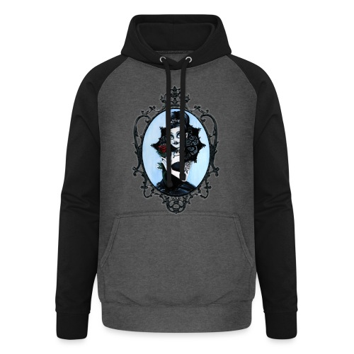Model of the Year 2020 Lilith LaVey - Unisex Baseball Hoodie