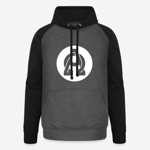 ALPHA AND OMEGA - Unisex Baseball Hoodie