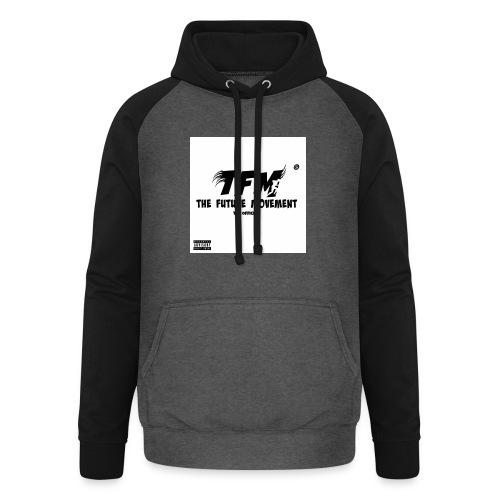 The Future Movement - Unisex baseball hoodie