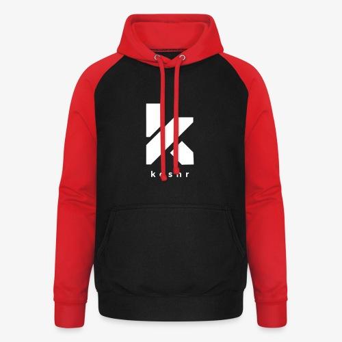 Koshr Official Logo - - Unisex Baseball Hoodie