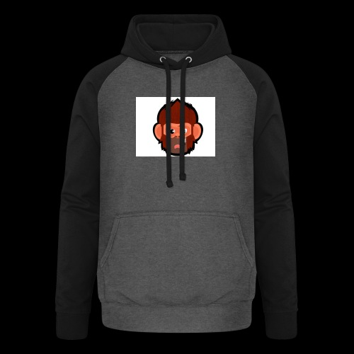 pogo clan Buttons & badges - Unisex baseball hoodie