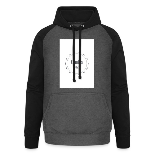 cumbia goza - Unisex baseball hoodie