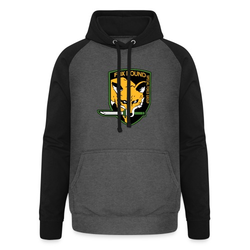 Fox Hound Special Forces - Unisex baseball-huppari