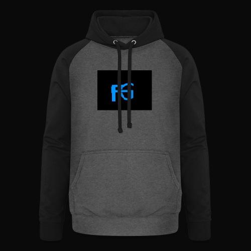 fastgamers - Unisex baseball hoodie